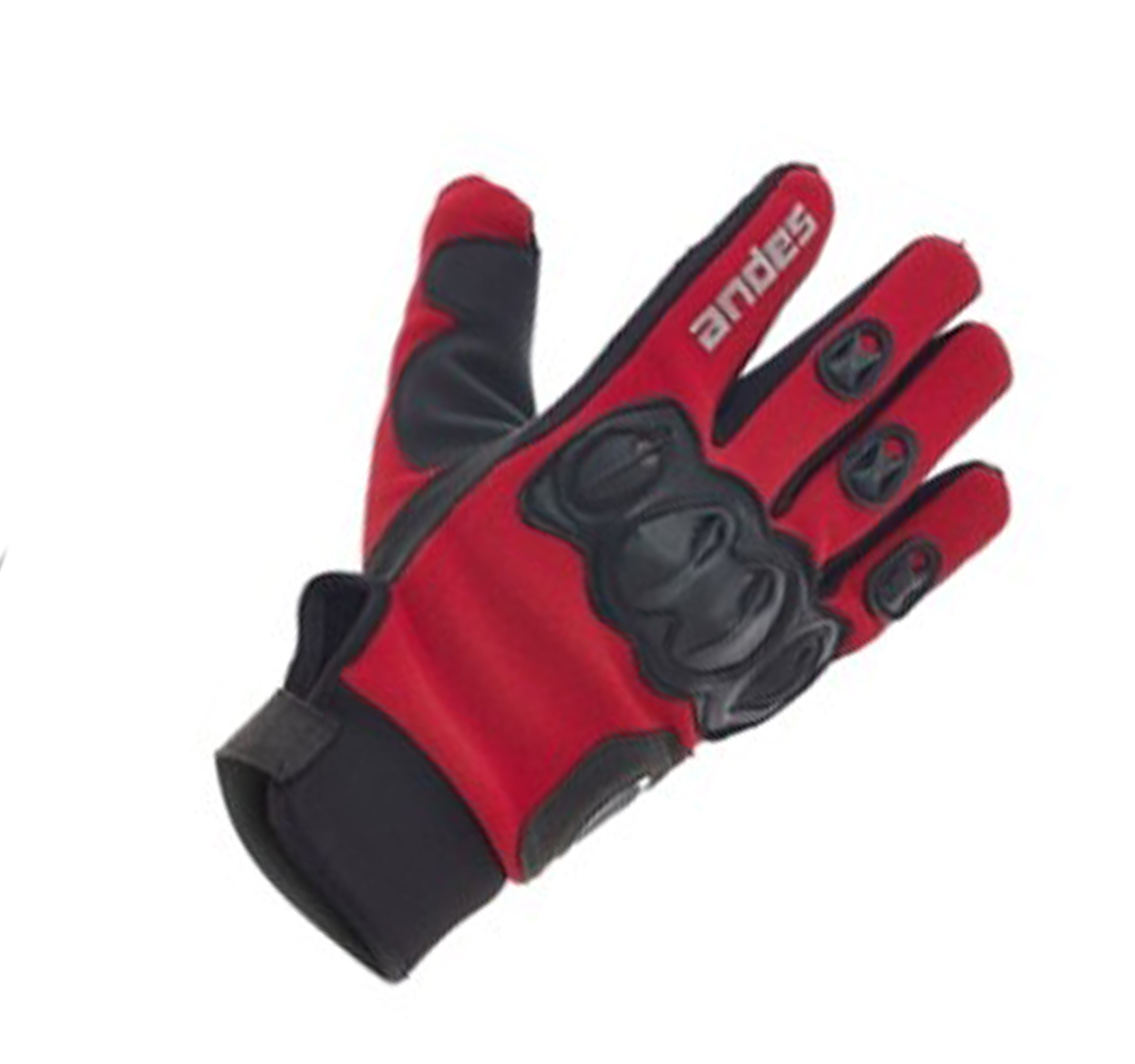 ANDES KVL TOUCH GLOVES KIRMIZI