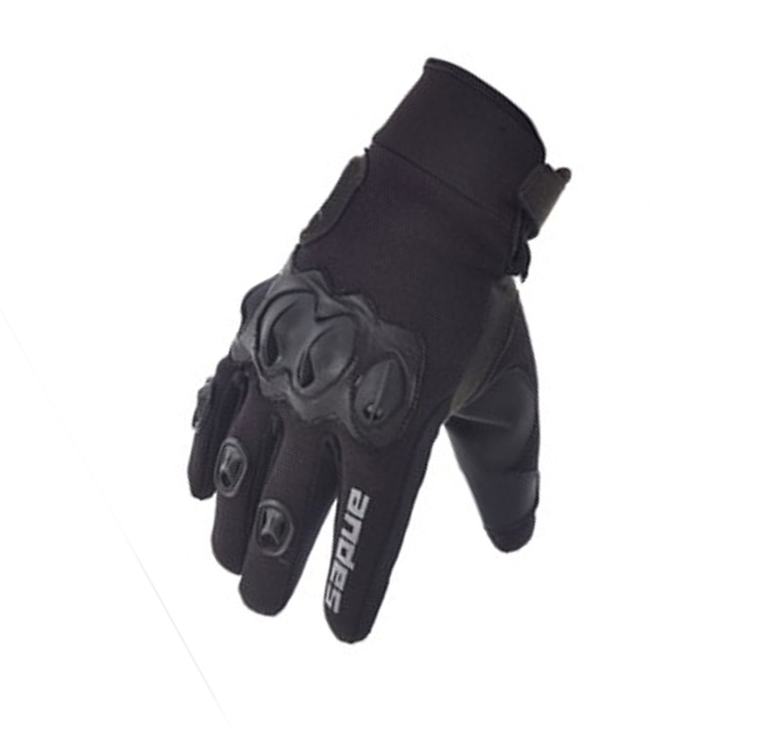 ANDES KVL TOUCH GLOVES SIYAH